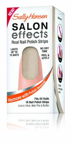 Sally Hansen Nail Color Strips - Raise a Glass - 16 ct