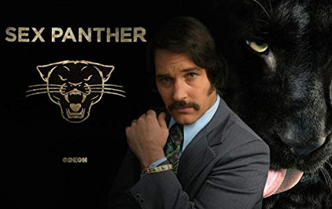 Sex Panther Cologne Spray for Men with Growl Sound Effect Carton. Clean, Sensual, and Refreshing Juniper and Lavender Musk. Officially Licensed from Anchorman and Anchorman 2 (1.7 oz)