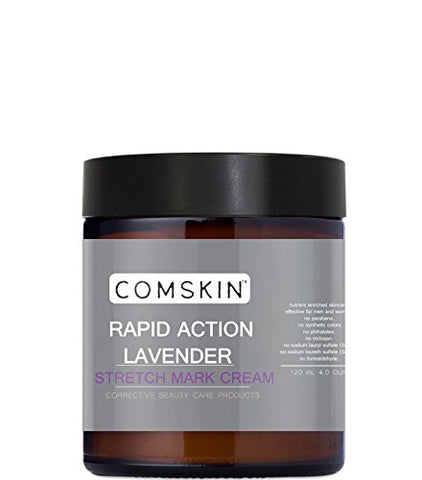 Lavender Stretch Mark Cream (Belly, Breasts, Thighs, Buttocks, Hips)