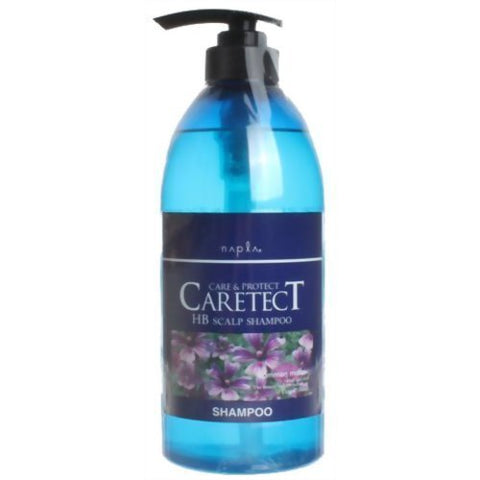 napla CARETECT HB | Shampoo | Scalp Shampoo 750ml (Japan Import)