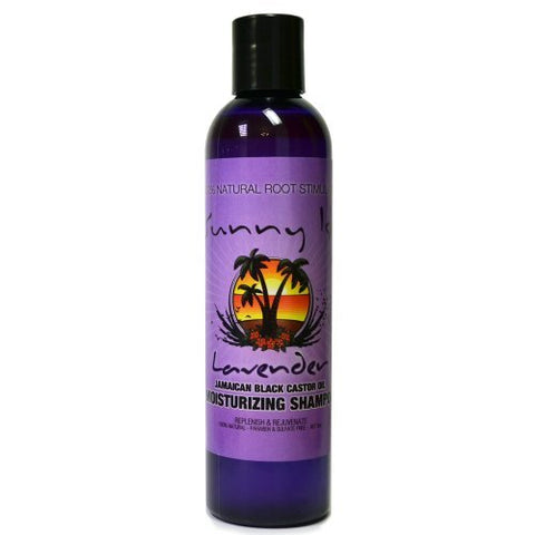Sunny Isle - Jamaican Black Castor Oil Moisturizing Conditioner Lavender - 8 oz. CLEARANCE PRICED