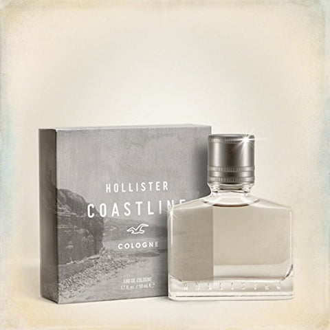 Hollister COASTLINE 1.7 ounce Cologne