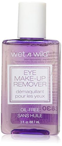 Wet 'n' Wild Eye Make-Up Remover, 3 oz.