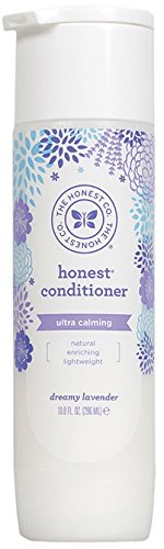 The Honest Company Truly Calming Lavender Conditioner | Hypoallergenic & Dermatologist Tested | Gent