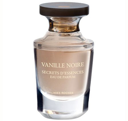 Collectible 5 ml. Bottle of VANILLE NOIRE EAU de PARFUM Exclusively by Yves Rocher
