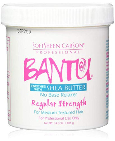 Soft Sheen Carson Bantu With Shea Butter No Base Crã¨Me Relaxer Regular Strength 15oz/425g