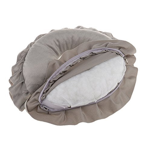 Soft Massage Table Bed Face Cradle Pillow + 100 Disposable Cushion Cover Set