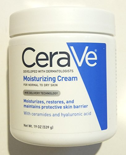 Cera Ve Moisturizing Cream For Normal To Dry Skin | 19 Ounce | Fragrance Free | Packaging May Vary