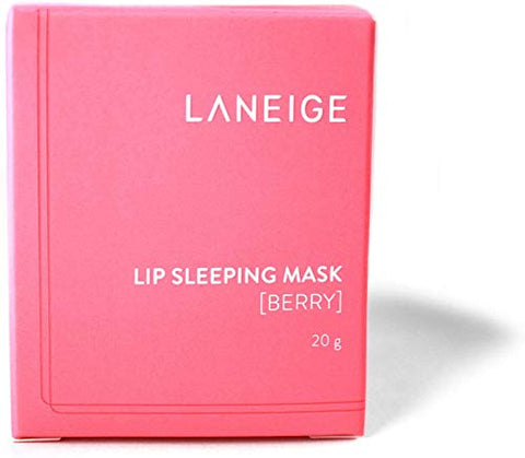 [Laneige] 2019 Renewal - Lip Sleeping Mask, Berry, 0.7 Ounce / 20 g