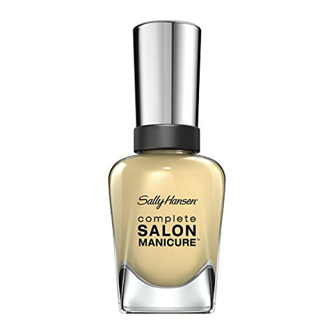Sally Hansen Complete Salon Manicure, Mum's The Word, 0.5 Ounce