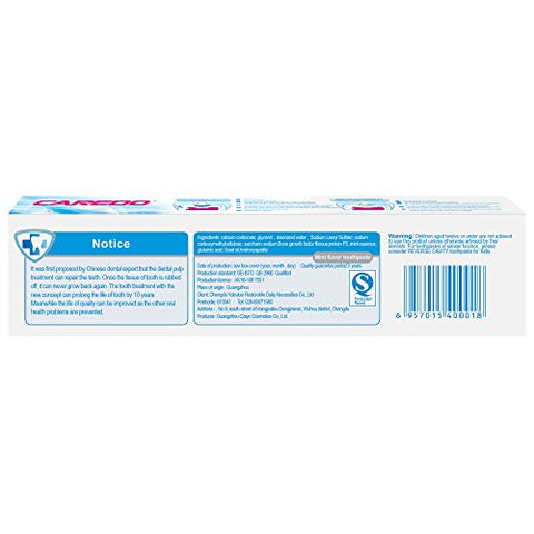 This Toothpaste Is The Only Product To Cure Tooth Decay For Once, Youâ??Ll Never Need To Worry About