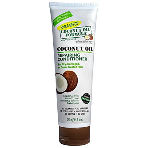 Palmer's, Coconut Oil Formula, Repairing Conditioner, 8.5 fl oz (250 ml) Pack of 2