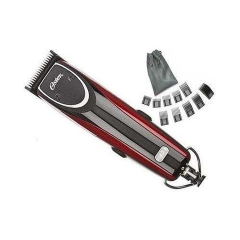 Combo New Oster Classic 76 Limited Edition Hair clipper very hard to find model Free (10 piece universal oster comb set)