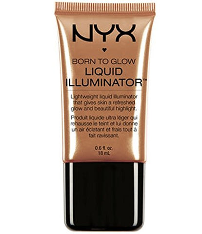 NYX Born To Glow Liquid Illuminator LI04 - Sun Goddess