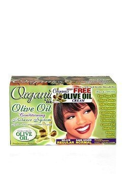 Africa's Best Organic No-Lye Relaxer - Regular