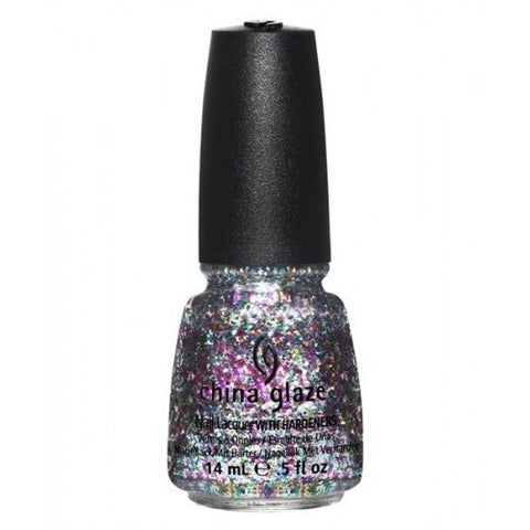 China Glaze Nail Lacquer, Pizzazz, 0.5 Fluid Ounce