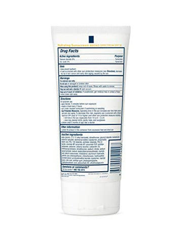 CeraVe 100% Mineral Sunscreen SPF 30 | Body Sunscreen with Zinc Oxide & Titanium Dioxide for Sensitive Skin | 5 oz, 1 Pack