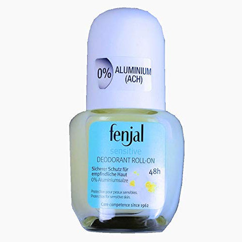 fenjal SENSITIVE Deo Roll-on Protection for sensitive skin 50ml 1.7 Oz.