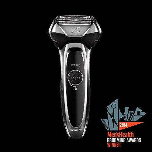 Panasonic Arc5 Electric Razor For Men, 5 Blades Shaver & Trimmer, Shave Sensor Technology, Automatic