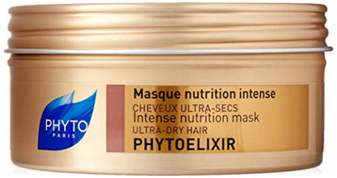 Phyto Phytoelixir Intense Nutrition Mask, 6.7 Fl Oz