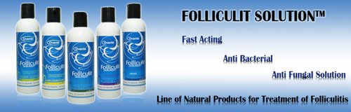Treatment of Scalp Folliculitis, Medicated Hair Conditioner 6.0 oz