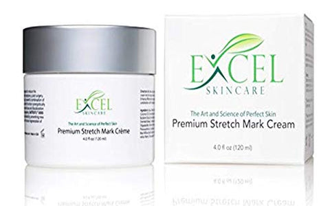 4.0 Oz Stretch Mark Cream   Removal And Treatment For Stretchmark Scar And Cellulite (No Pregnancy B
