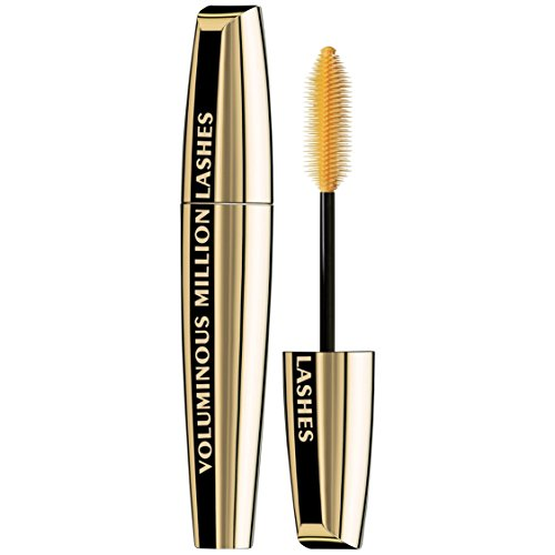 Lâ??Oreal Paris Makeup Voluminous Million Lashes Mascara, Volumizing, Defining, Smudge Proof, Clump
