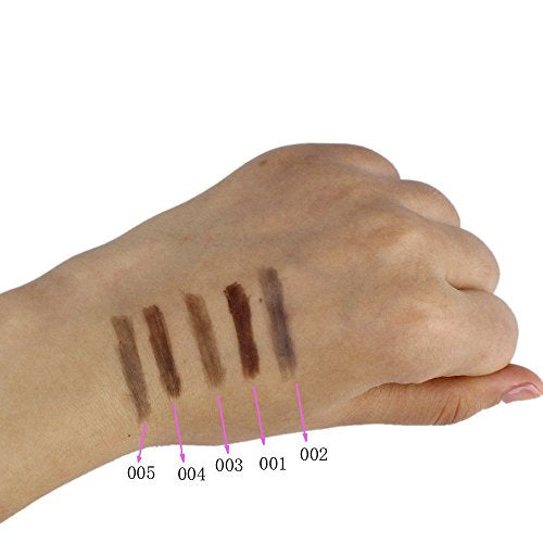 Etude House Drawing Eye Brow 0.25g #1 Dark Brown | Long Lasting Eyebrow Pencil | Soft Textured Natur