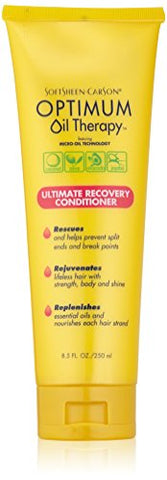 Optimum Oil Therapy Ultimate Hair Recovery Conditioner, 8.5 Fluid Ounce