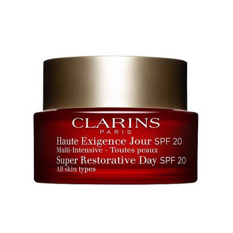 Clarins by Clarins for Women Super Restorative Day Cream SPF20--50ml/1.7oz