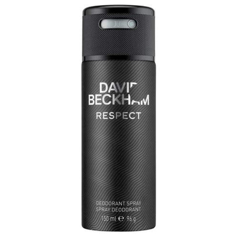 #MG DAVID BECKHAM Deodorant Spray 150ml Respect -Is an aromatic, multidimensional and modern perfume that leads your mind to a autumn day and fresh forrest notes