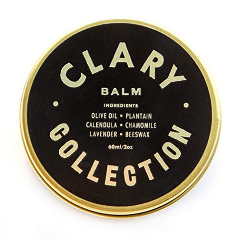 Clary Collection All Purpose Balm (Gold, 2oz)
