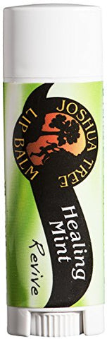 Joshua Tree Healing Mint Revive Organic Lip Balm