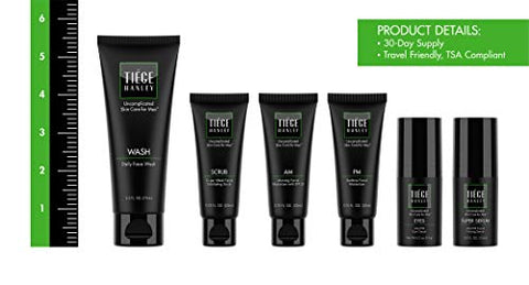 Tiege Hanley Men's Skin Care System - Level 3