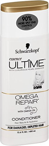 Schwarzkopf Essence Ultime Omega Repair Conditioner, 13.5 Ounce