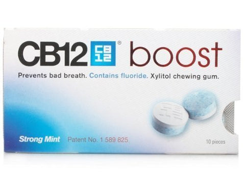 CB12 Boost Gum 10's by cb12