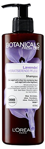 Lâ??Orã©Al Botanicals Fresh Care Lavender Shampoo 400 Ml/13.3 Fl Oz
