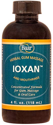 Ioxan Herbal Gum Massage, 4 oz.