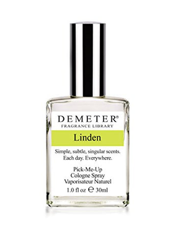 Demeter Cologne Spray, Linden, 1 oz.