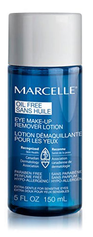 Marcelle Oil-Free Eye Makeup Remover Lotion, Hypoallergenic and Fragrance-Free, 5 fl oz