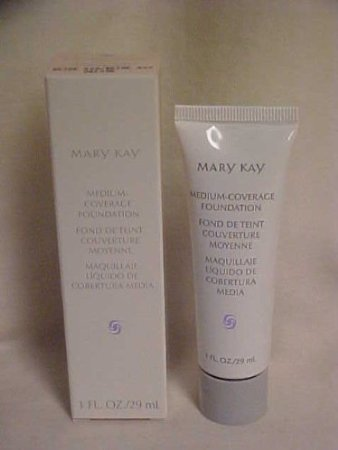 mary kay medium coverage foundation bronze 500 fresh made 2011 full size 1onz