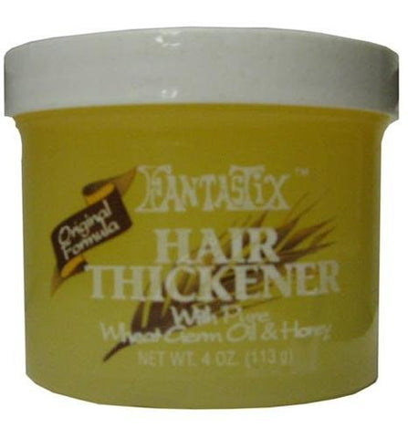 Fantastix Hair Thickener Original Formula with Pure Wheat Germ Oil & Honey