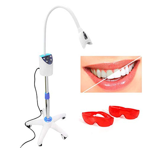 Aries Outlets Dental LED Light Teeth Bleaching Whitening Mobile Lamp Accelerator System MD666