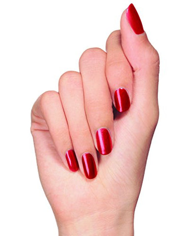 Spray Perfect Nail Polish, Racy Red, 1.3 Ounce