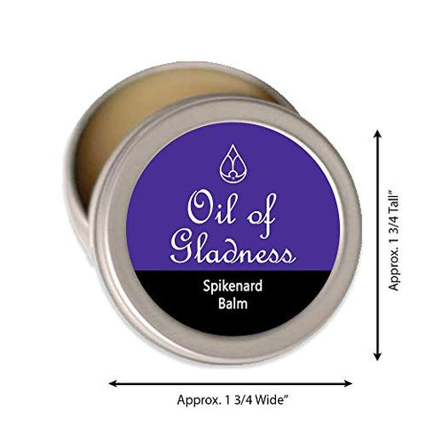 Oil of Gladness Anointing Oil Spikenard Solid Balm