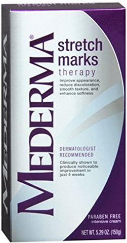 Mederma Stretch Marks Therapy Cream 150 g (Pack of 5)