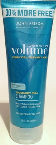 John Frieda Luxurious Volume Shampoo Fine Hair 11 Fl Oz