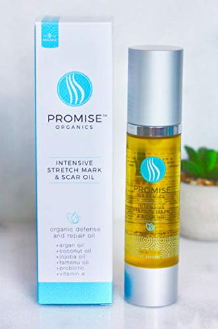 Promise Intensive Stretch Mark & Scar Oil