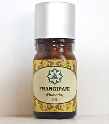 Frangipani (Plumeria) 100% Pure, Perfect Essential Oil From Bali, 10 Ml