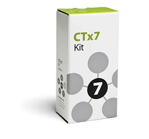 CariFree CTx7 1-Month Kit, Dentist Recommended, Anti-Cavity (Mint)